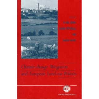 Climate-change Mitigation and European Land-use Policies