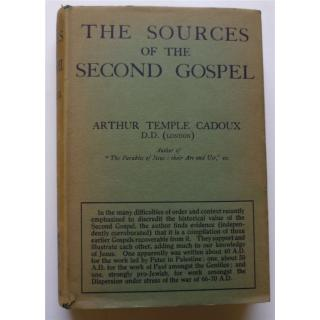 The Sources of the Second Gospel