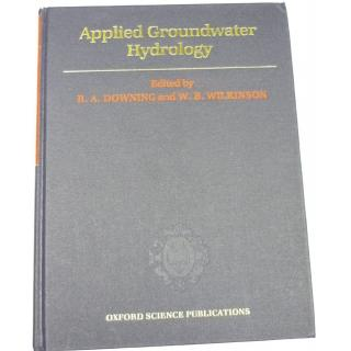 Applied groundwater hydrology