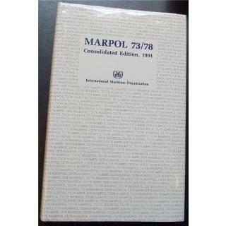 Marpol 73/78 Consolidated Edition 1991
