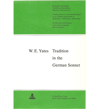 Tradition in the German Sonnet