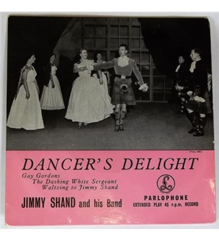 Dancer's Delight - Shand, Jimmy  - GEP 8602