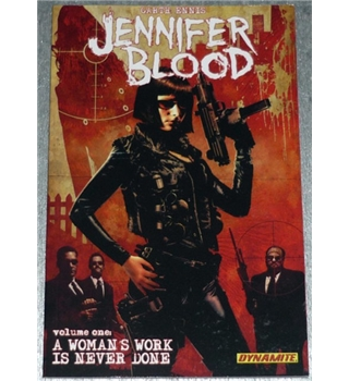 Jennifer Blood. Volume 1, A woman's work is never done