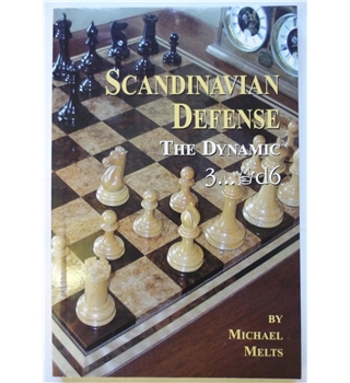 Scandinavian Defense: The Dynamic 3.Qd6