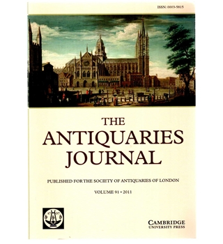 The Antiquaries Journal (Volume 91 . 2011)
