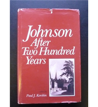 Johnson after two hundred years