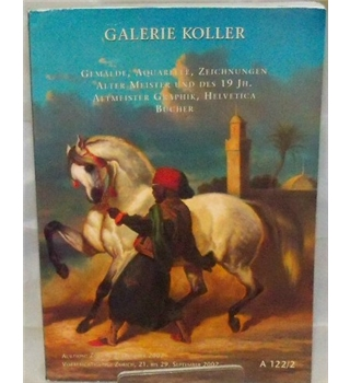 Galerie Koller Catalogue for Auction
