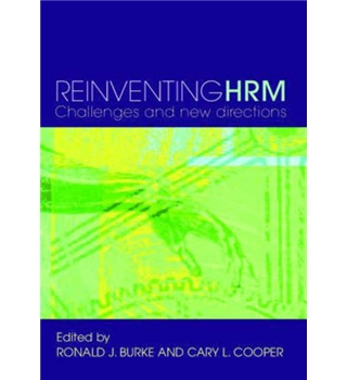 Reinventing Human Resource Management