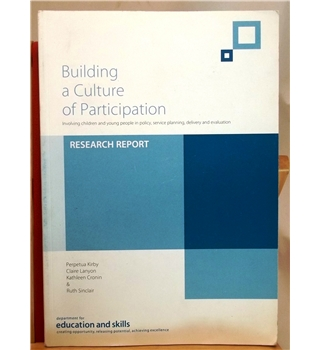 Building a Culture of Participation