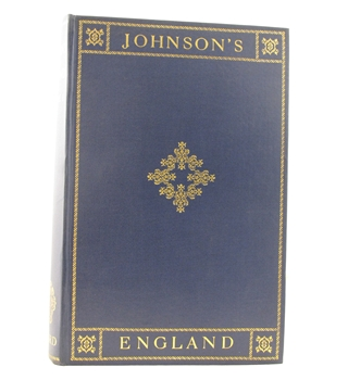 Johnson's England: An Account of the Life and Manners of His Age (Vol.1)