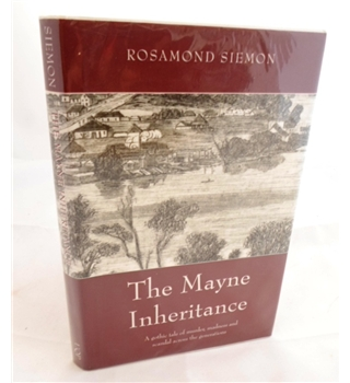 The Mayne Inheritance. Signed by Author