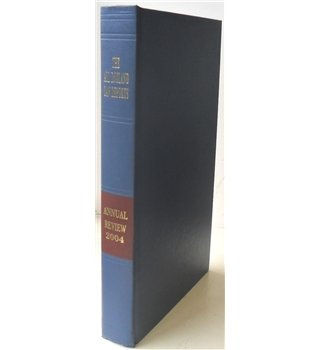 The all England law reports - Annual review 2004