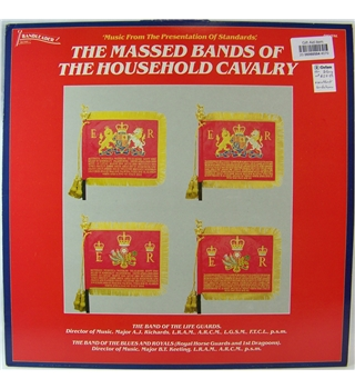 Music From The Presentation Of Standards - Massed Bands Of The Household Cavalry - BND 1016
