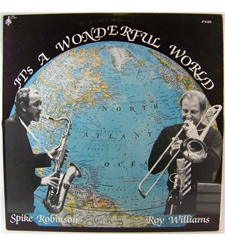 It's a Wonderful World - Spike Robinson Quintet - 72185