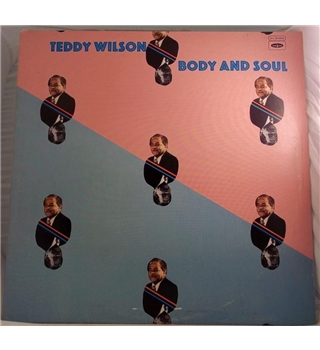 """Body And Soul"" 2LP by Teddy Wilson - VJD 535"