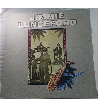 """Jimmie Lunceford & His Orchestra"" LP - DJML.048"