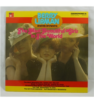The Most Beautiful Girls in the World - Barry Lipman - BASF Quadraphonic 20 22104-0