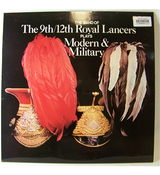 (Plays) Modern & Military - The Band of the 9th/12th Royal Lancers - LFL1 5073