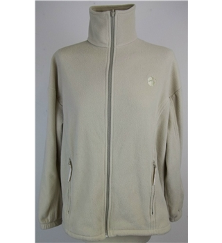 Travelling Light - Small Size - Cream / ivory - Fleece jacket