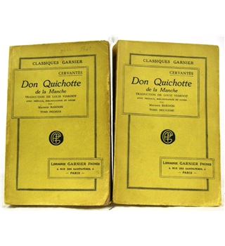 Don Quichotte de la Manche by Miguel de Cervantes