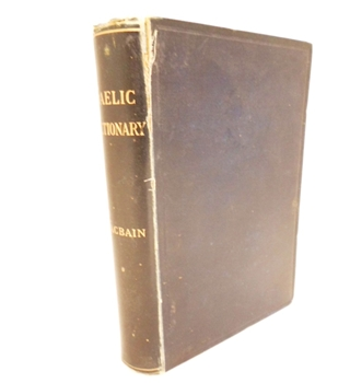 Etymological Dictionary of the Gaelic Language