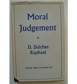 Moral Judgement