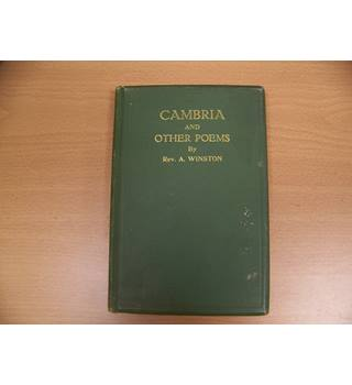 Cambria and Other Poems
