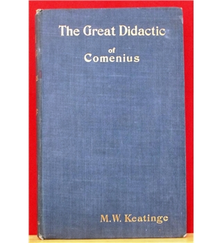 The Great Didactic of Comenius