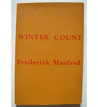 Winter Count - Frederick Manfred - Signed