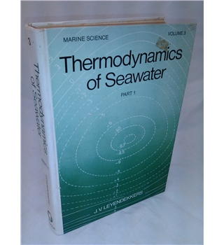 Thermodynamics of Seawater - Part 1