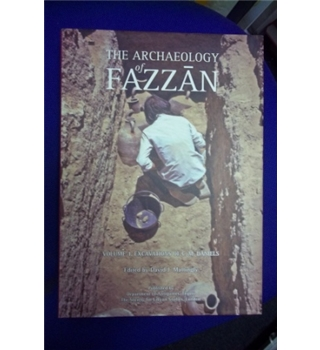The Archaeology of Fazzan Vol 3 Excavations of C M Daniels