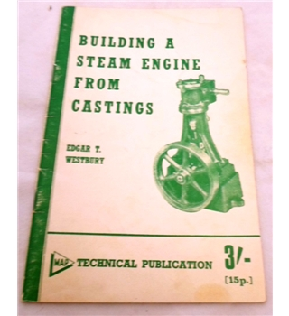 Building a Steam Engine from Castings