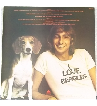 Barry Manilow - Tryin' To Get The Feeling - Vinyl LP