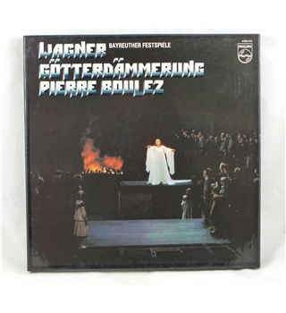 Gotterdammerung ((Wagner) - Choir & Orchestra de Bayreuther Festival conducted by Pierre Boulez - Philips 6769073
