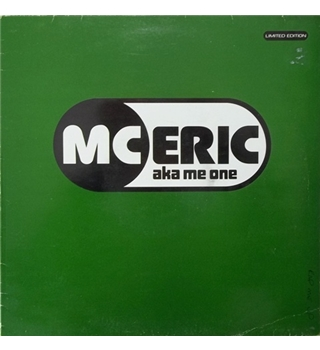 Before We Get Started - MC Eric aka me one - Limited Edition - MEONE 1