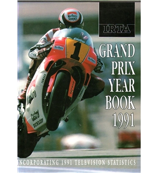 Grand Prix Year Book 1991