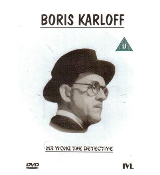 Boris Karloff collection - 3 disc set