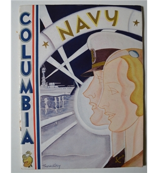 Columbia Navy Magazine 1933