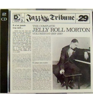 The Complete Jelly Roll Morton Volumes 5/6