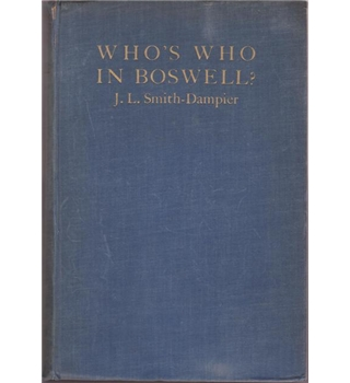 Who's Who In Boswell?