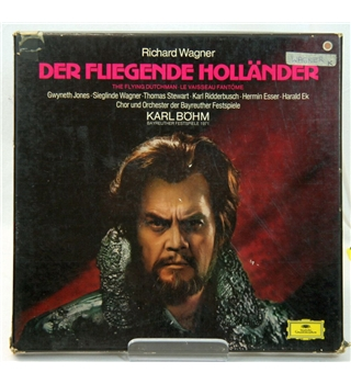 Richard Wagner - Der Fliegende Holländer - Karl Böhm Karl Böhm, Bayreuth Festival Orchestra and Choir