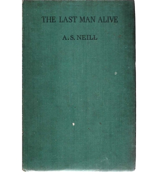 The Last Man Alive - 1st edition