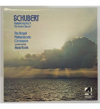 "Schubert - Symphony No 9 ""The Great C Major"" Royal Philharmonic Orchestra - PFS 4335"