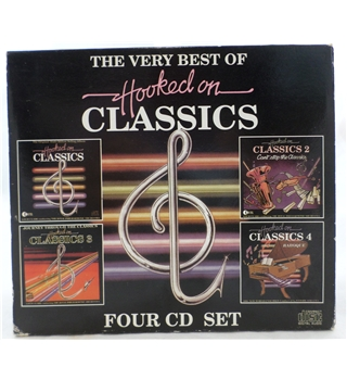 The Very Best Of Hooked On Classics / Various