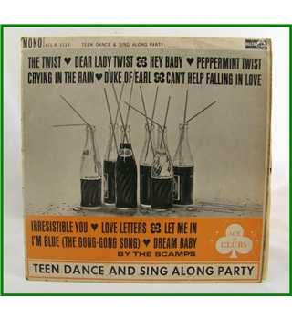 Teen Dance and Sing Along Party - The Scamps - ACL-R 1116