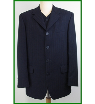 Charly's Company - size L - Navy - Jacket