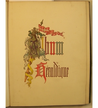 Album Heraldique