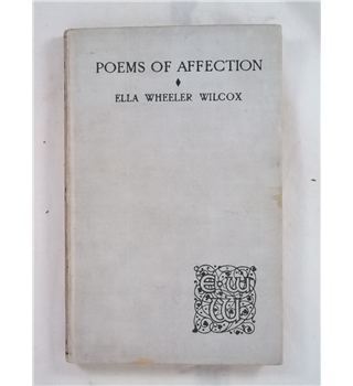 Poems of Affection