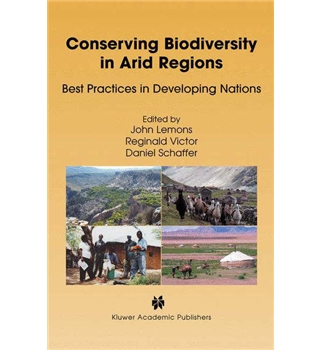 Conserving biodiversity in arid regions