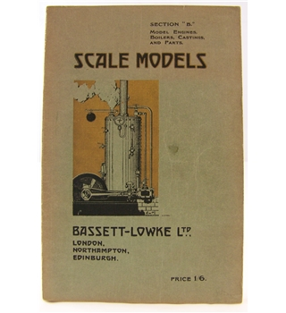Scale Models Section 'B'